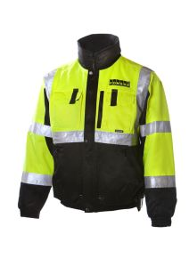 Winter safety jacket 949